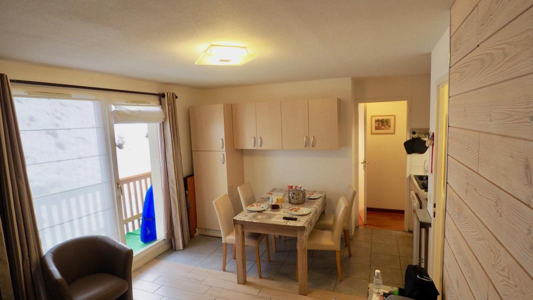 Vacances en montagne Appartement 2 pièces cabine 6 personnes (105) - Résidence Cheval Blanc - Valfréjus - Kitchenette
