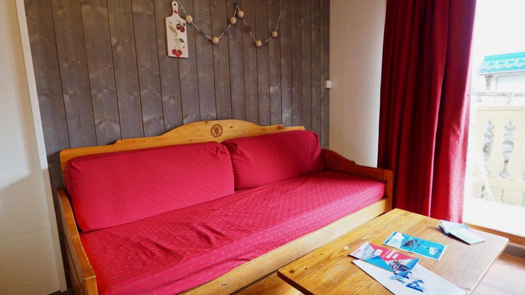 Vakantie in de bergen Appartement 3 kamers 6 personen (44) - Résidence Cheval Blanc - Valfréjus - Verblijf
