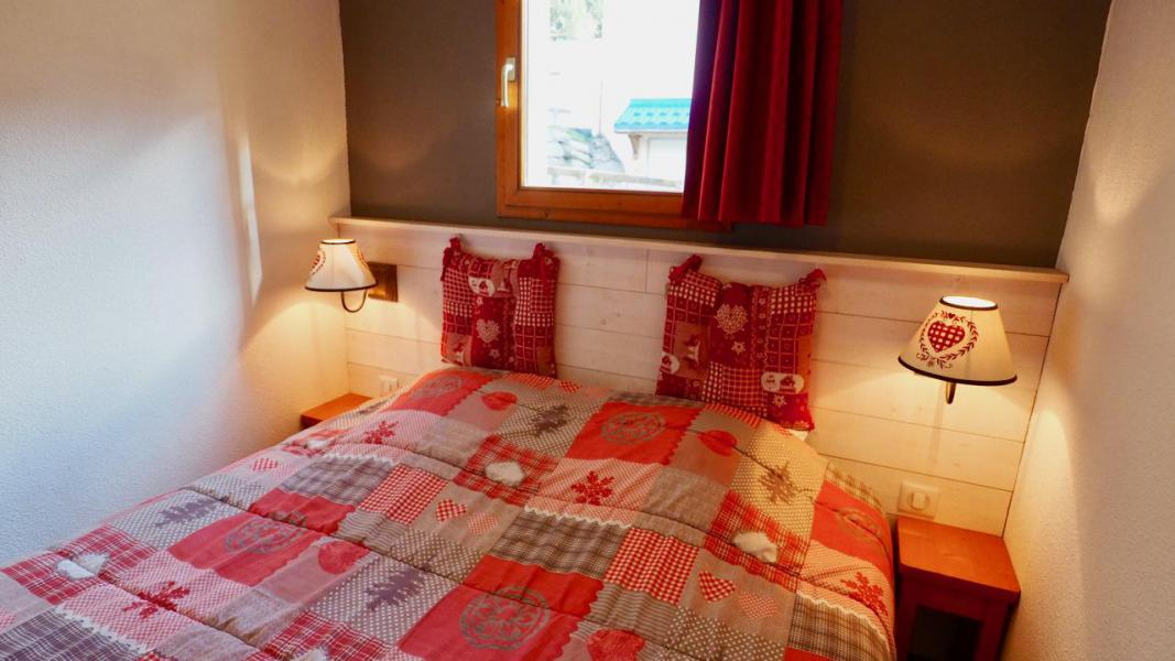 Vakantie in de bergen Appartement 3 kamers 6 personen (44) - Résidence Cheval Blanc - Valfréjus - Kamer