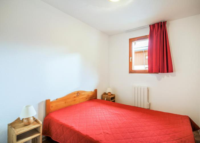 Vakantie in de bergen Appartement 3 kamers 7 personen (72) - Résidence Cheval Blanc - Valfréjus - Kamer