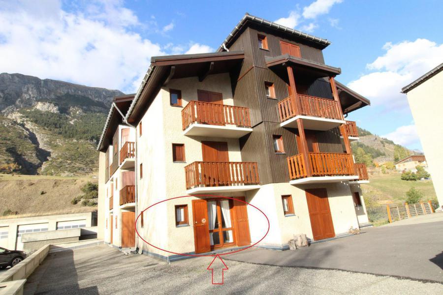 Location au ski Appartement 2 pièces 4 personnes (005) - Résidence Chevallier - Val Cenis - Extérieur été