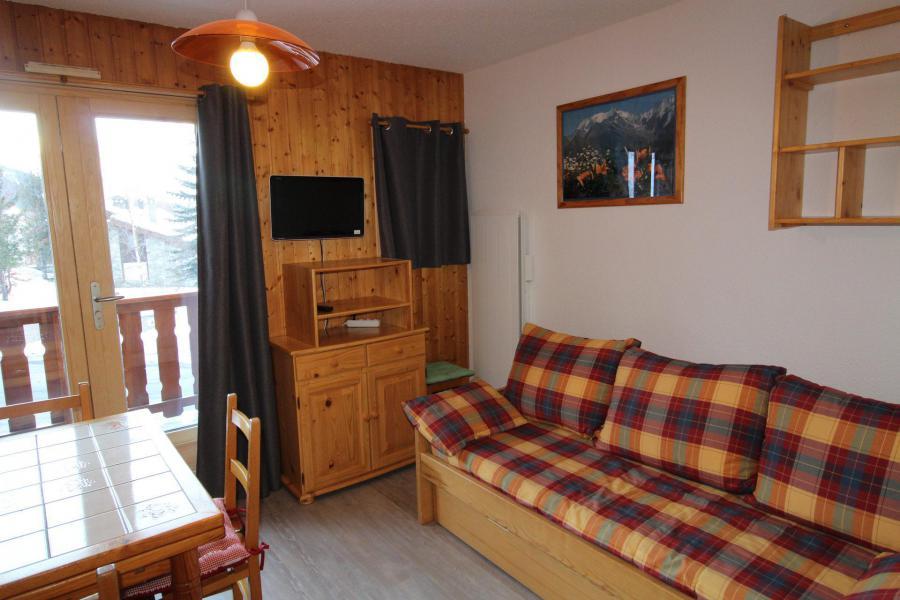Vacances en montagne Studio coin montagne 4 personnes (130) - Résidence Chevallier - Val Cenis