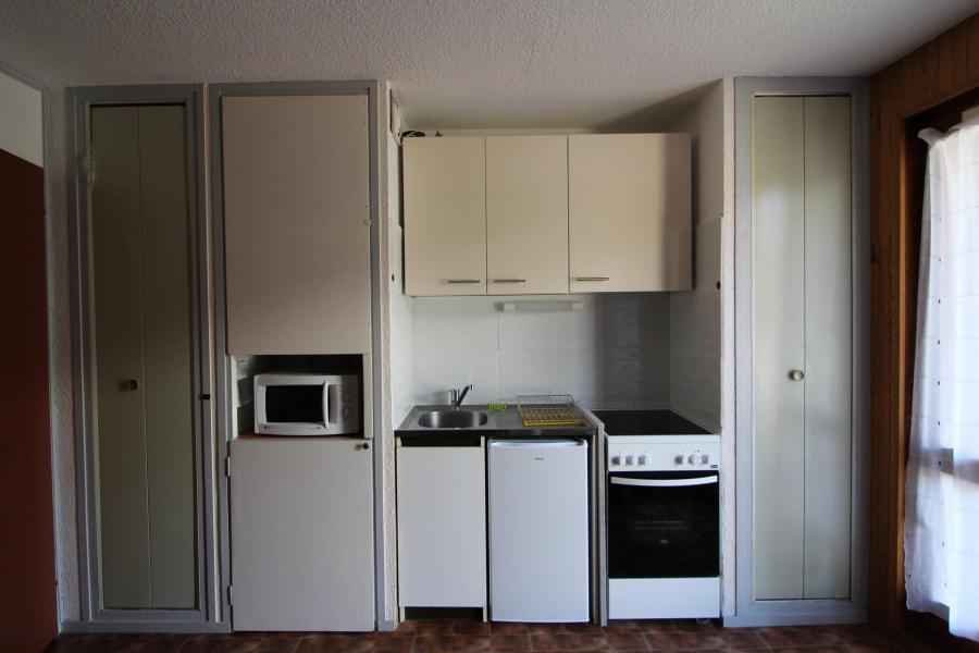 Vacances en montagne Appartement 2 pièces 4 personnes (005) - Résidence Chevallier - Val Cenis