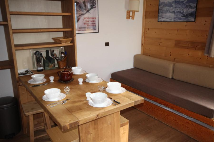 Holiday in mountain resort 2 room apartment 6 people (315) - Résidence Choucas - Montalbert