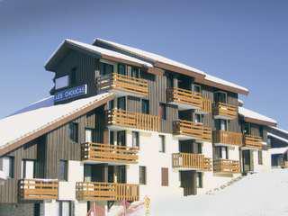 Vakantie in de bergen Résidence Choucas - Montalbert