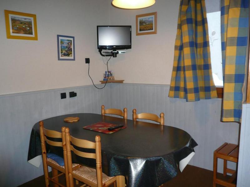 Vakantie in de bergen Appartement duplex 2 kamers 5 personen (434) - Résidence Choucas - Montalbert - Tafel