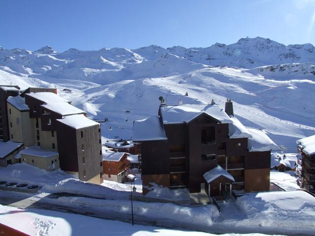 Vacances en montagne Studio 2 personnes (2206) - Résidence Cimes de Caron - Val Thorens