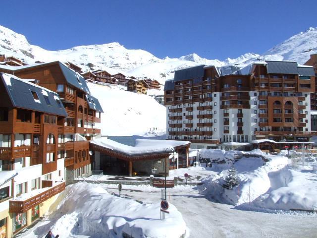 Vacances en montagne Studio 2 personnes (2703) - Résidence Cimes de Caron - Val Thorens