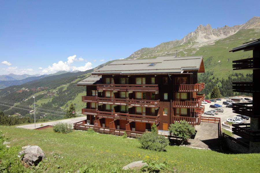 Location au ski Résidence Cimes I - Méribel-Mottaret - Extérieur été
