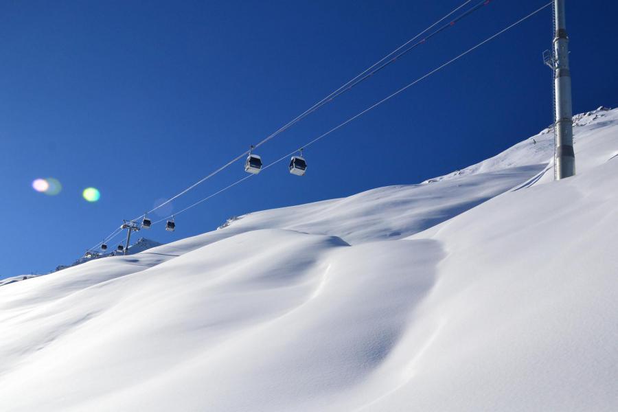 Vacances en montagne Résidence Cimes I - Méribel-Mottaret