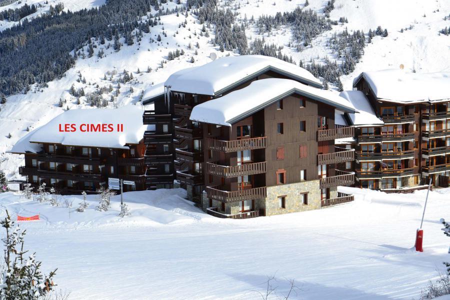 Vacaciones en montaña Résidence Cimes II - Méribel-Mottaret