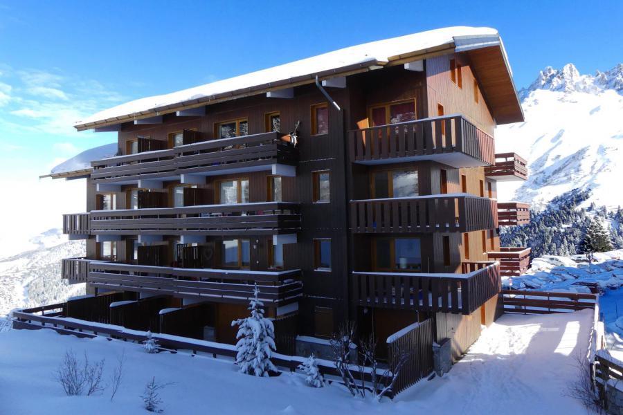 Vacances en montagne Résidence Cimes II - Méribel-Mottaret