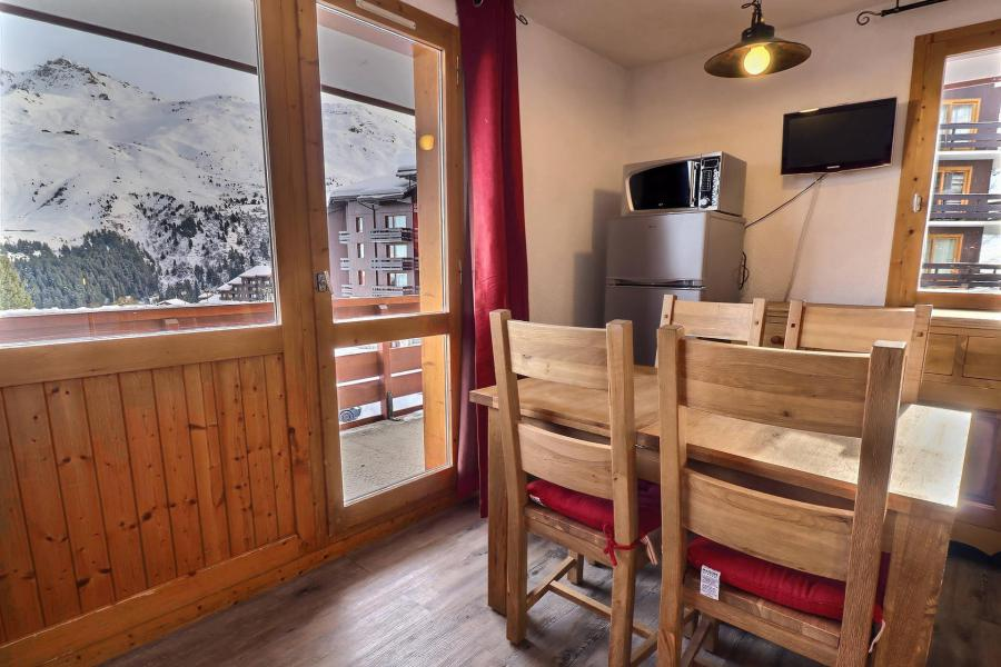 Vacances en montagne Appartement 2 pièces 4 personnes (017) - Résidence Cimes II - Méribel-Mottaret - Logement