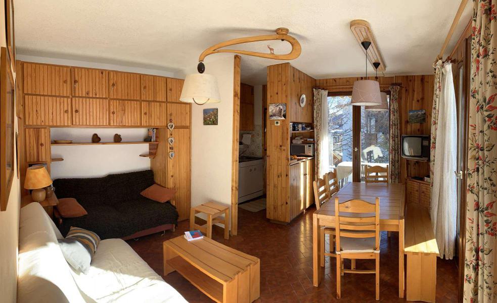 Wakacje w górach Apartament 2 pokojowy z alkową 6 osób (289) - Résidence Clos de Saluces - Vars - Zakwaterowanie