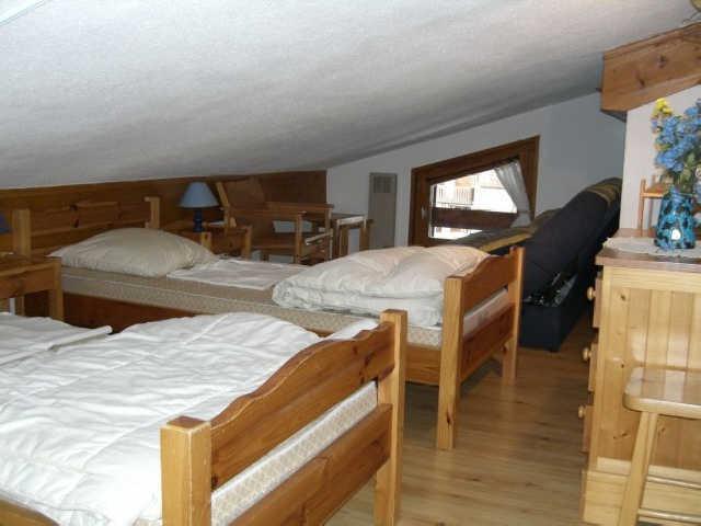Vacaciones en montaña Estudio mezzanine para 5 personas (CDMB2L) - Résidence Clos des Meurets - Praz sur Arly