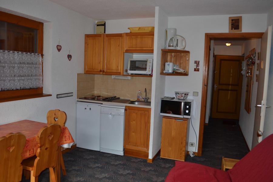 Vacaciones en montaña Apartamento cabina para 4 personas (CDMA1E) - Résidence Clos des Meurets - Praz sur Arly