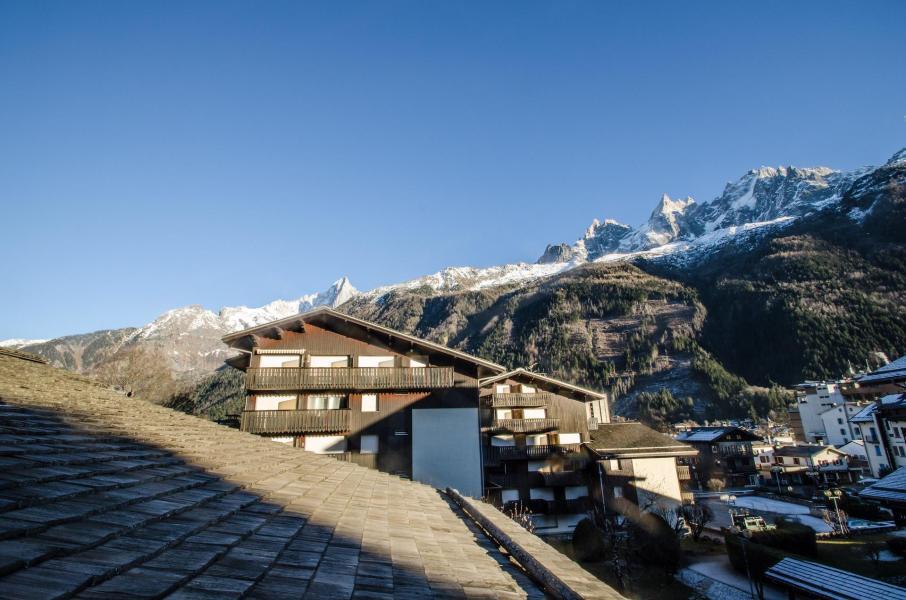 Vacances en montagne Studio 3 personnes (LAURIER) - Résidence Clos du Savoy - Chamonix