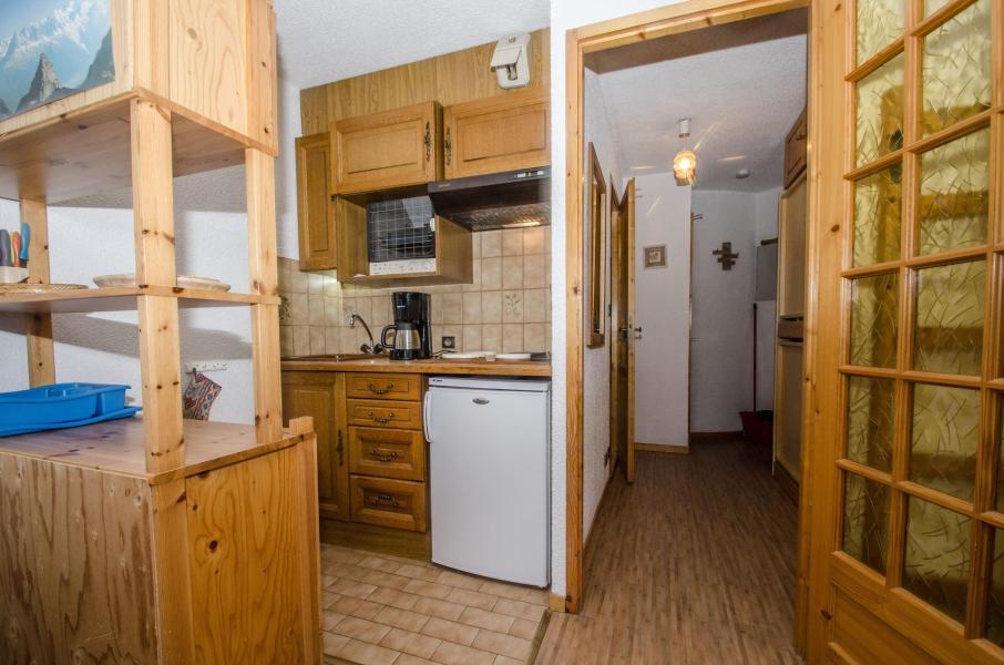 Vacances en montagne Studio 3 personnes (LAURIER) - Résidence Clos du Savoy - Chamonix - Logement