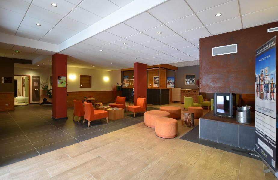 Urlaub in den Bergen Résidence Club MMV l'Étoile des Cîmes - Sainte Foy Tarentaise - Rezeption