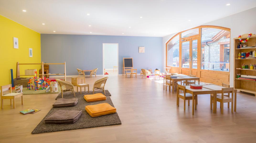 Urlaub in den Bergen Résidence Club MMV l'Étoile des Cîmes - Sainte Foy Tarentaise -