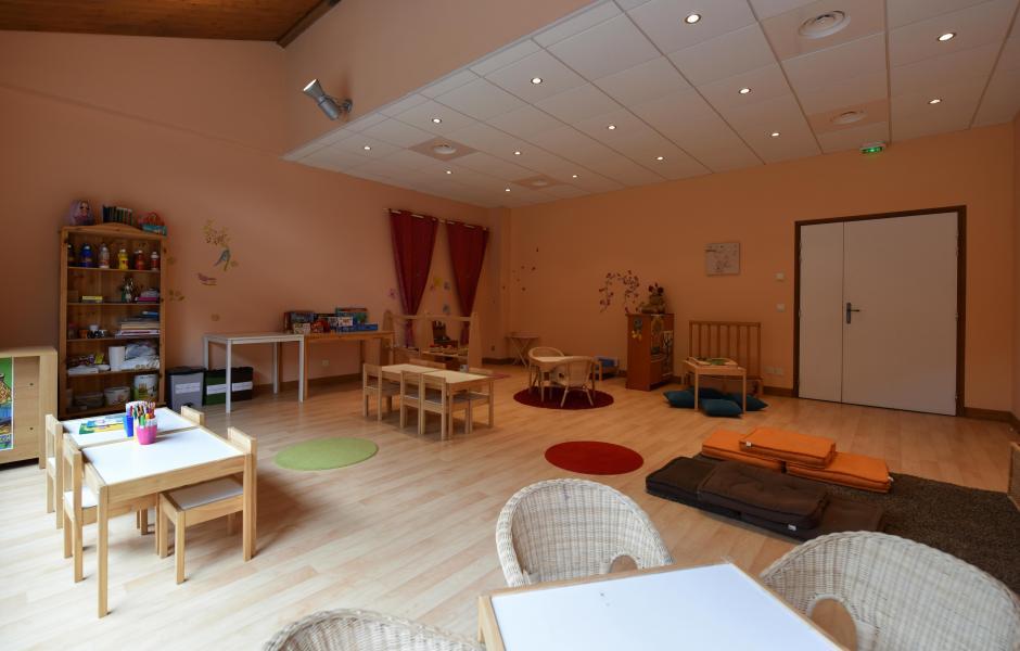 Urlaub in den Bergen Résidence Club MMV l'Étoile des Cîmes - Sainte Foy Tarentaise