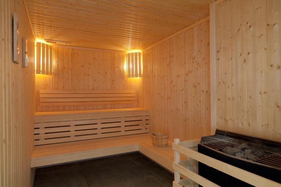 Urlaub in den Bergen Résidence Club MMV l'Étoile des Cîmes - Sainte Foy Tarentaise - Sauna