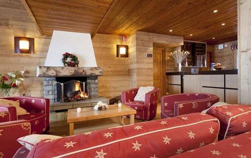 Vacances en montagne Residence Club Mmv Le Centaure - La Plagne - Réception