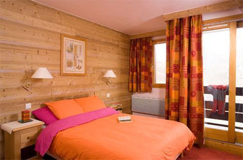Vacances en montagne Appartement 5 pièces 10 personnes (Famille) - Residence Club Mmv Le Centaure - La Plagne - Chambre