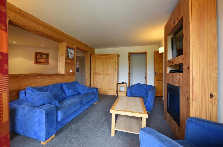 Vacances en montagne Résidence Club MMV le Centaure - La Plagne - Banquette