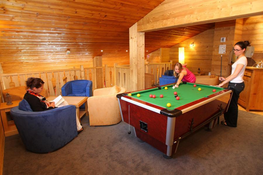 Vacances en montagne Résidence Club MMV le Centaure - La Plagne - Billard
