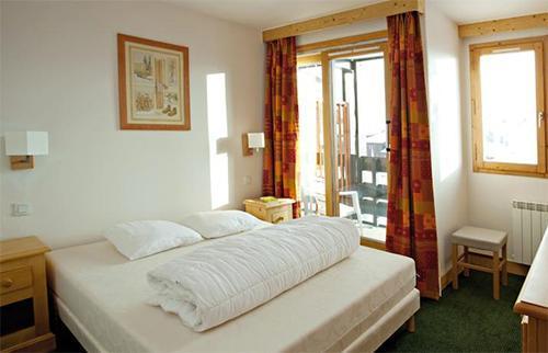 Vacances en montagne Residence Club Mmv Le Centaure - La Plagne - Chambre