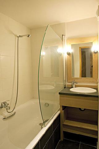Vacances en montagne Residence Club Mmv Le Centaure - La Plagne - Salle de bains