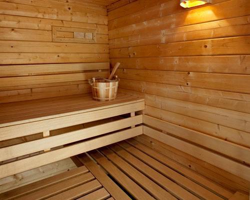 Vacances en montagne Residence Club Mmv Le Centaure - La Plagne - Sauna