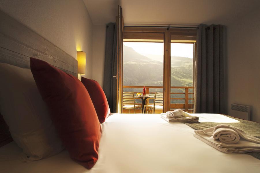 Vacances en montagne Résidence Club MMV le Coeur des Loges - Les Menuires - Chambre