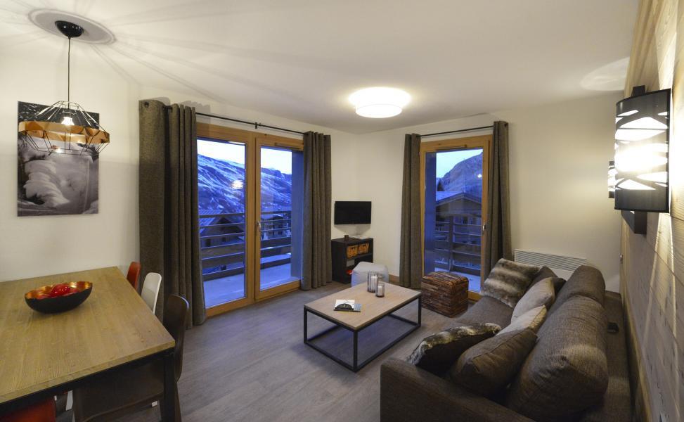 Vacanze in montagna Résidence Club MMV le Coeur des Loges - Les Menuires - Soggiorno