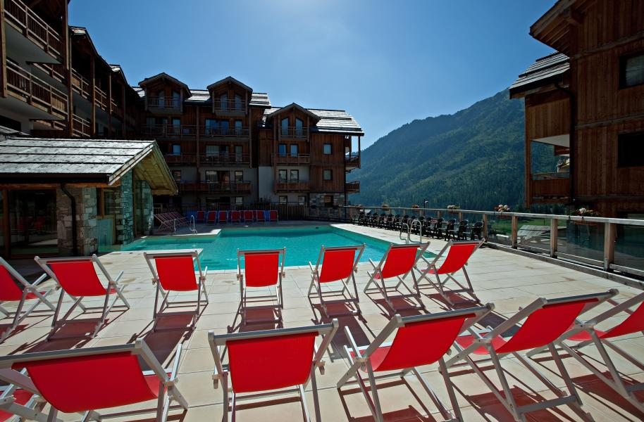 Vacanze in montagna Résidence Club MMV le Hameau des Airelles - Montgenèvre - Esteriore estate