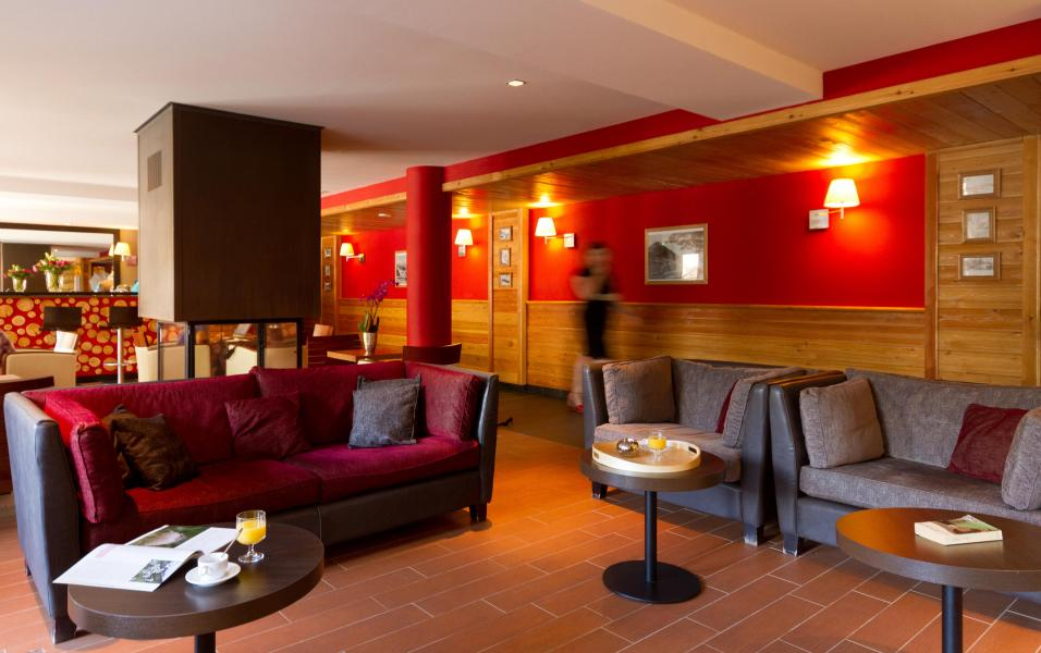 Vacanze in montagna Résidence Club MMV le Hameau des Airelles - Montgenèvre - Reception