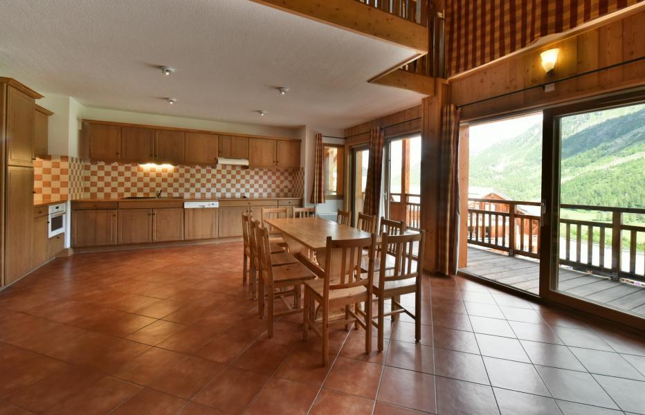 Vacances en montagne Résidence Club MMV le Hameau des Airelles - Montgenèvre - Salle à manger