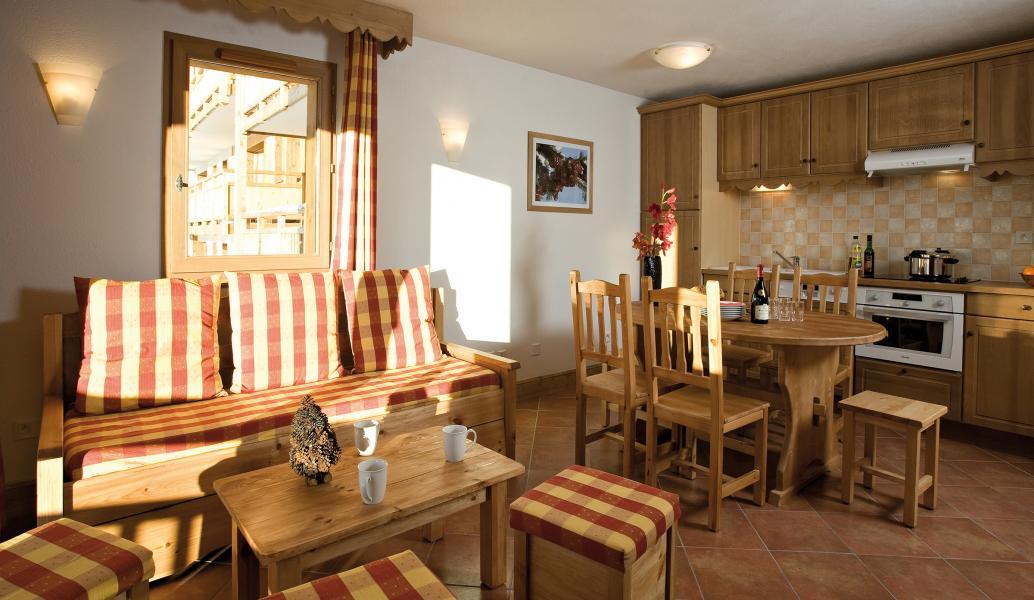 Vacanze in montagna Résidence Club MMV le Hameau des Airelles - Montgenèvre - Soggiorno