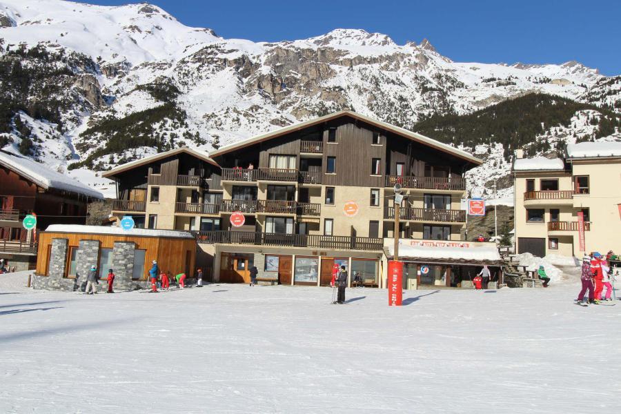 Аренда на лыжном курорте Résidence Colombaz - Val Cenis - летом под открытым небом