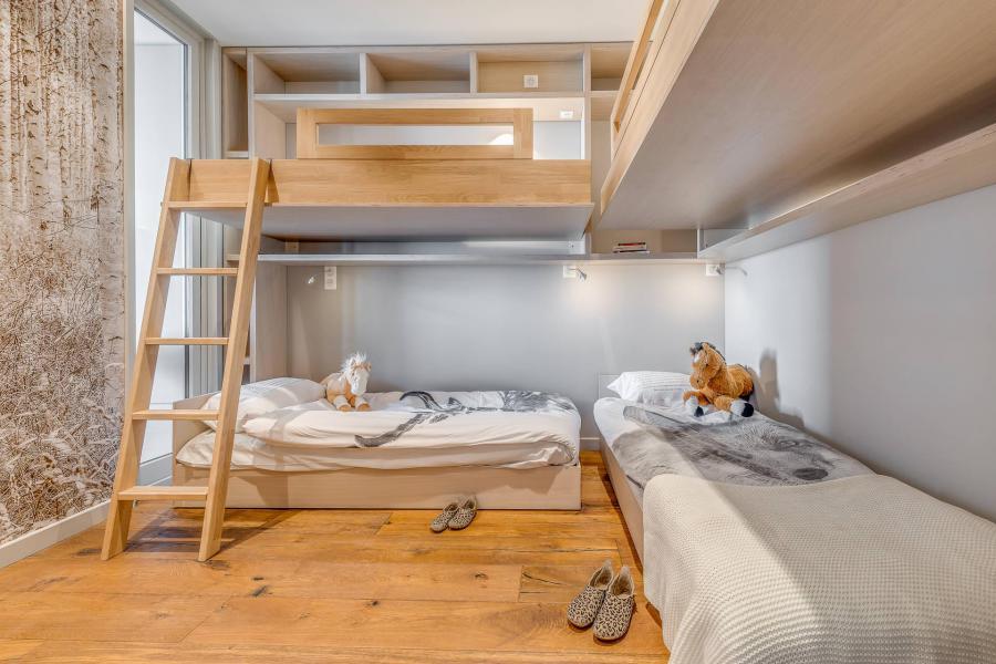 Каникулы в горах Апартаменты 2 комнат кабин 6 чел. (0FP) - Résidence Combe Folle - Tignes