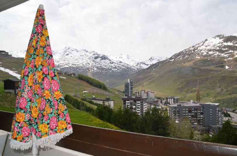 Vacances en montagne Studio 3 personnes (308) - Résidence Combes - Les Menuires