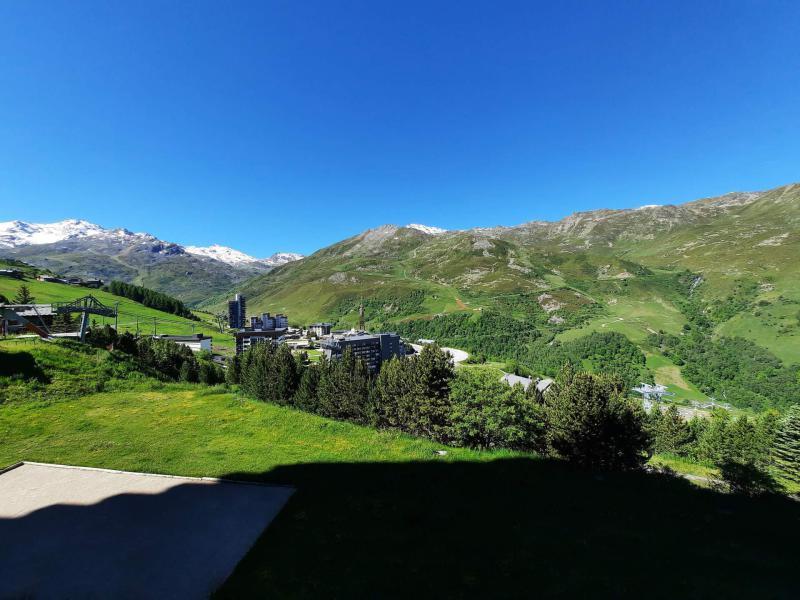 Vacances en montagne Studio 3 personnes (410) - Résidence Combes - Les Menuires - Baignoire