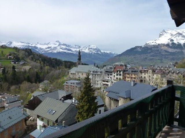 Vakantie in de bergen Studio 4 personen (35) - Résidence Comtesse - Saint Gervais
