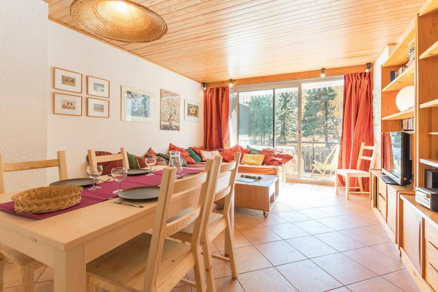 Vacances en montagne Appartement 2 pièces coin montagne 6 personnes (PEL04) - Résidence Concorde - Serre Chevalier