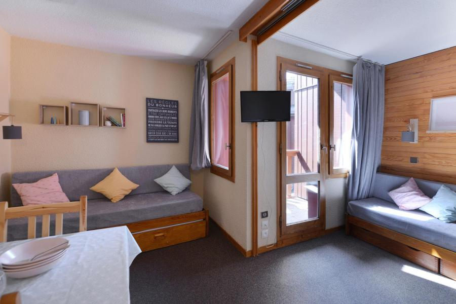 Holiday in mountain resort Studio 4 people (457) - Résidence Corail - La Plagne - Kitchenette