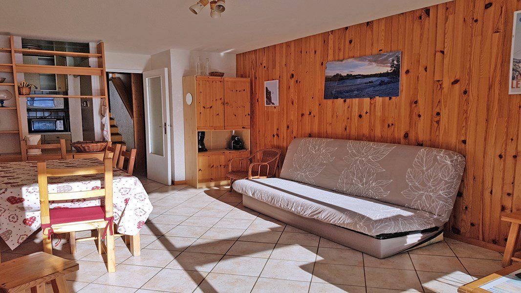 Wakacje w górach Apartament 3 pokojowy 8 osób (1002) - Résidence Cortina 1 - Puy-Saint-Vincent
