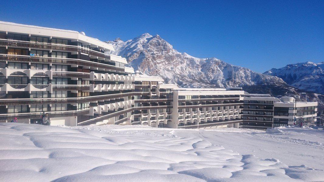 Wakacje w górach Studio dwupoziomowe  4 osoby (1003) - Résidence Cortina 1 - Puy-Saint-Vincent