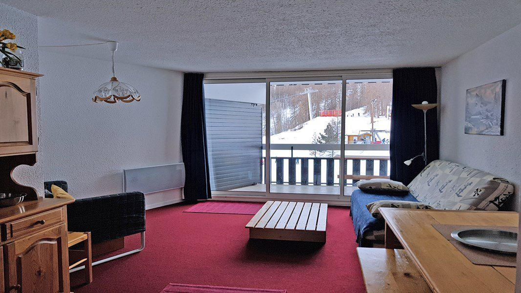 Wakacje w górach Apartament 2 pokojowy z alkową 6 osób (616) - Résidence Cortina 2 - Puy-Saint-Vincent