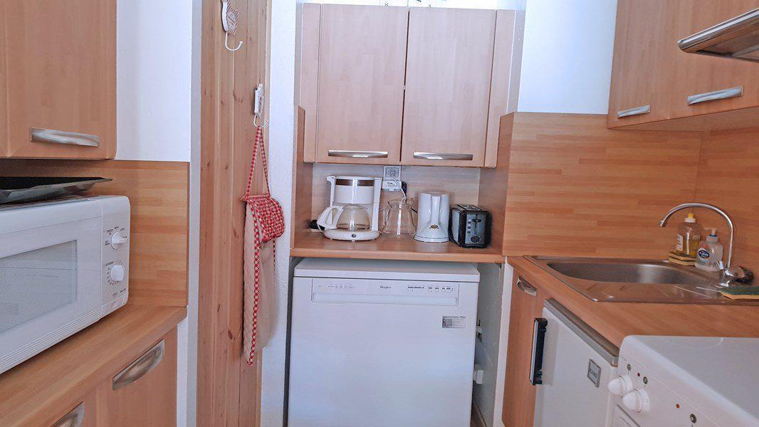 Wakacje w górach Apartament 2 pokojowy z alkową 6 osób (1021) - Résidence Cortina 2 - Puy-Saint-Vincent